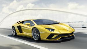 Lamborghini Aventador S Photos