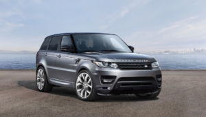 Land Rover Background