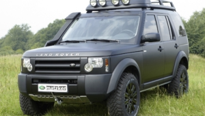 Land Rover Desktop