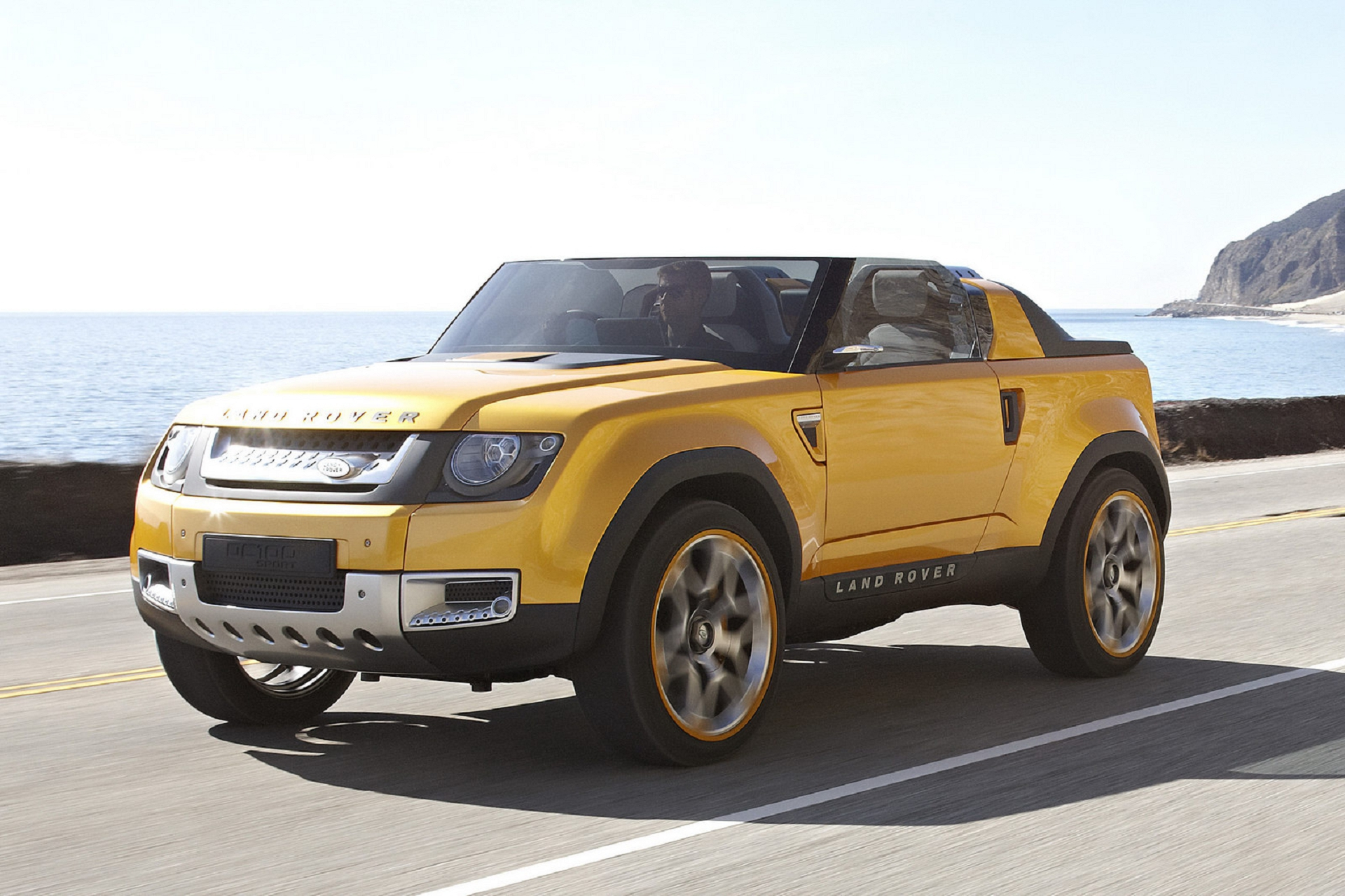 Land Rover Images