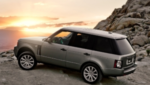 Land Rover For Desktop