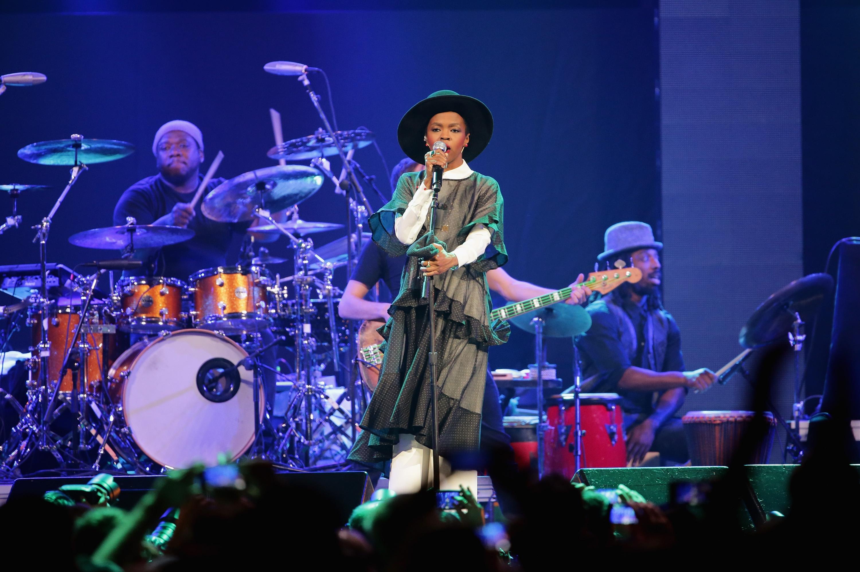 Lauryn Hill Background