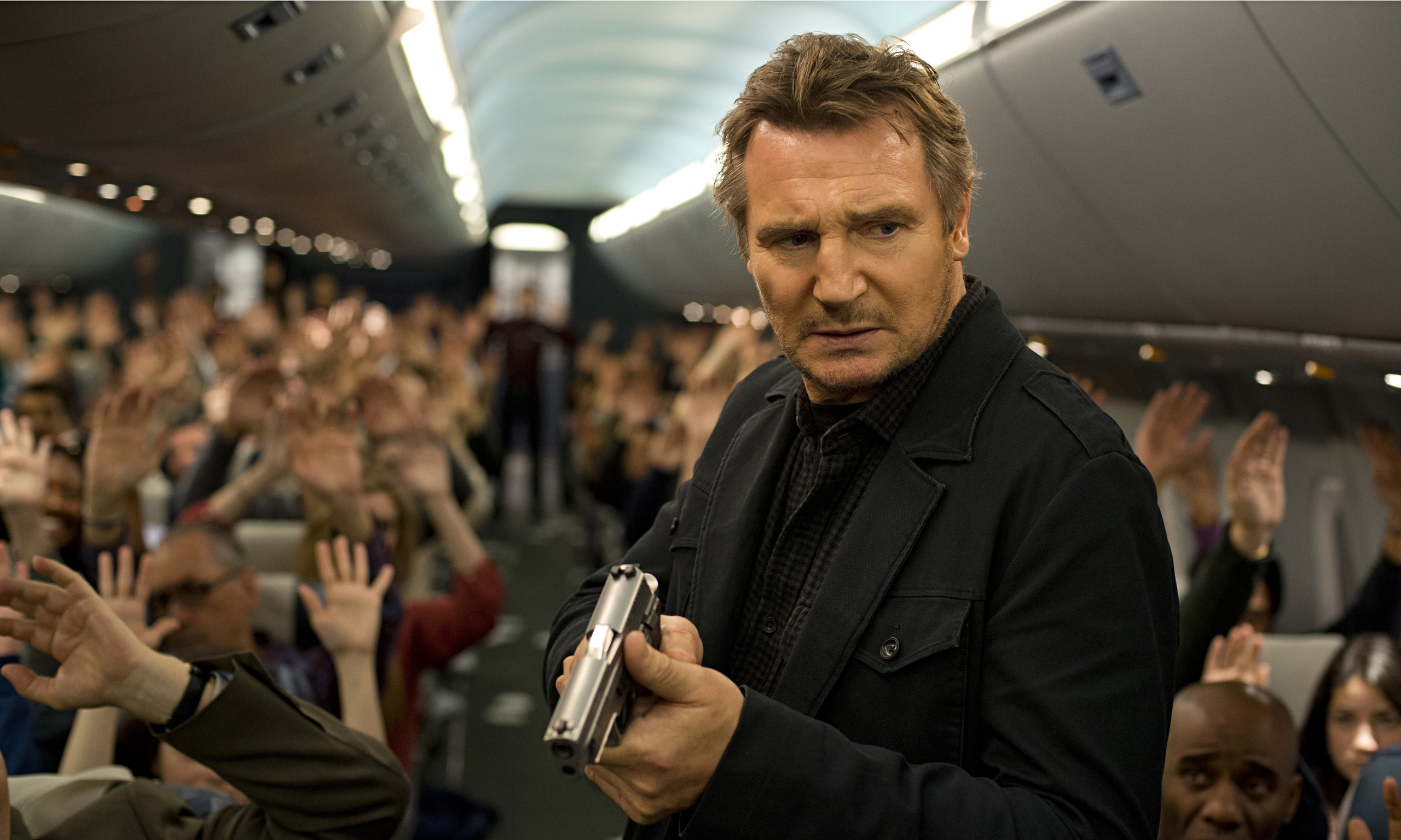 Liam Neeson High Definition Wallpapers