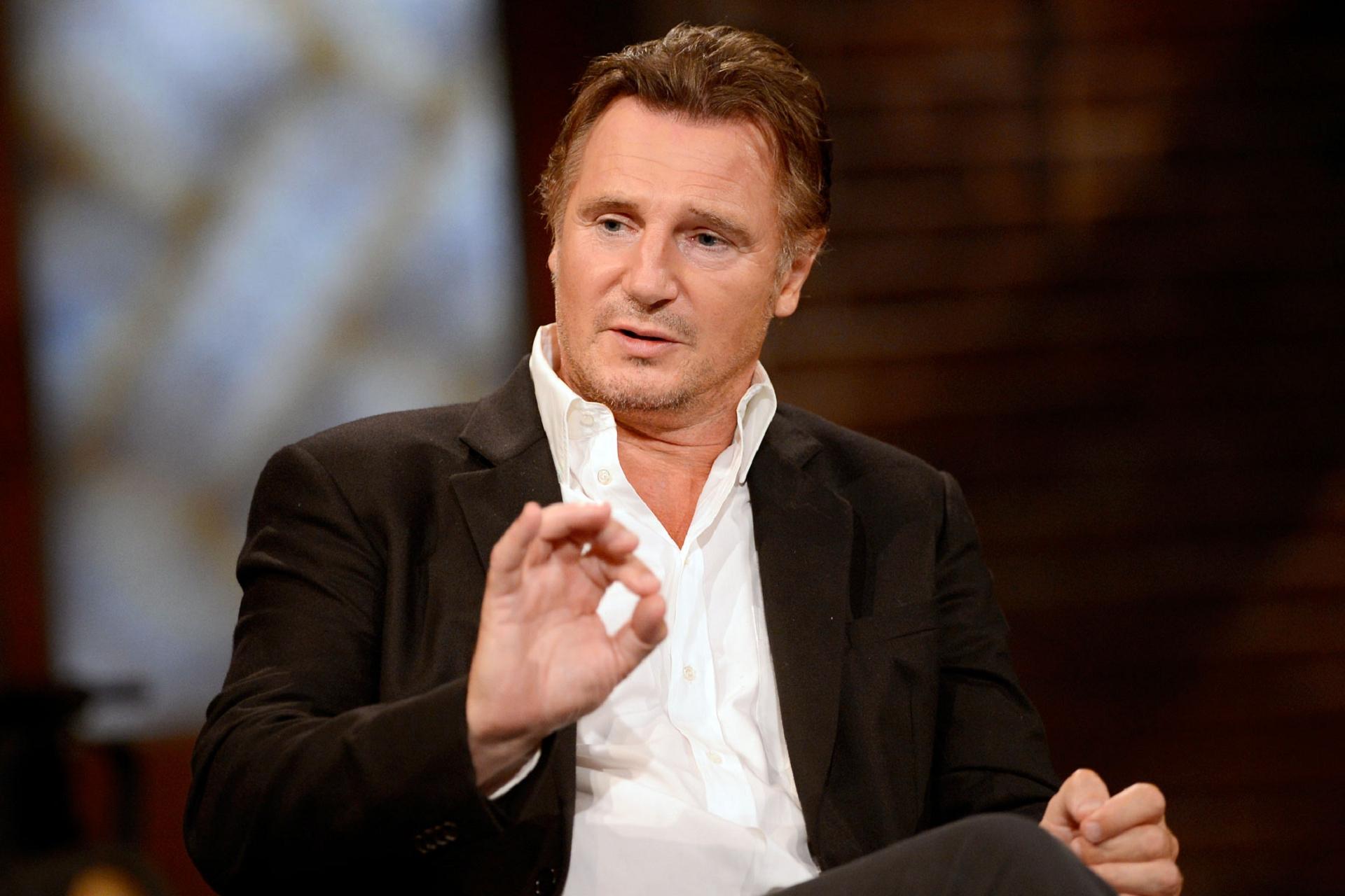 Liam Neeson Widescreen