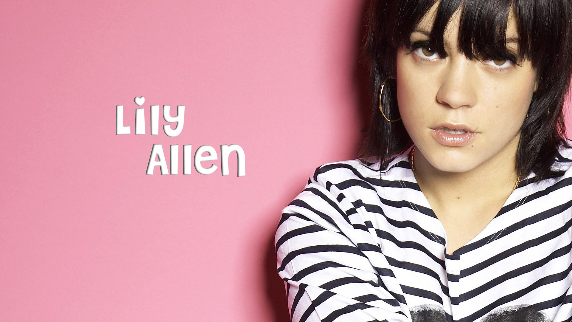 Lily Allen Sexy Wallpapers