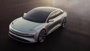 Lucid Air Computer Wallpaper