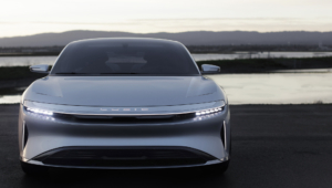 Lucid Air Pictures