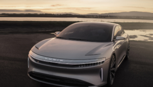 Lucid Air Wallpaper For Laptop