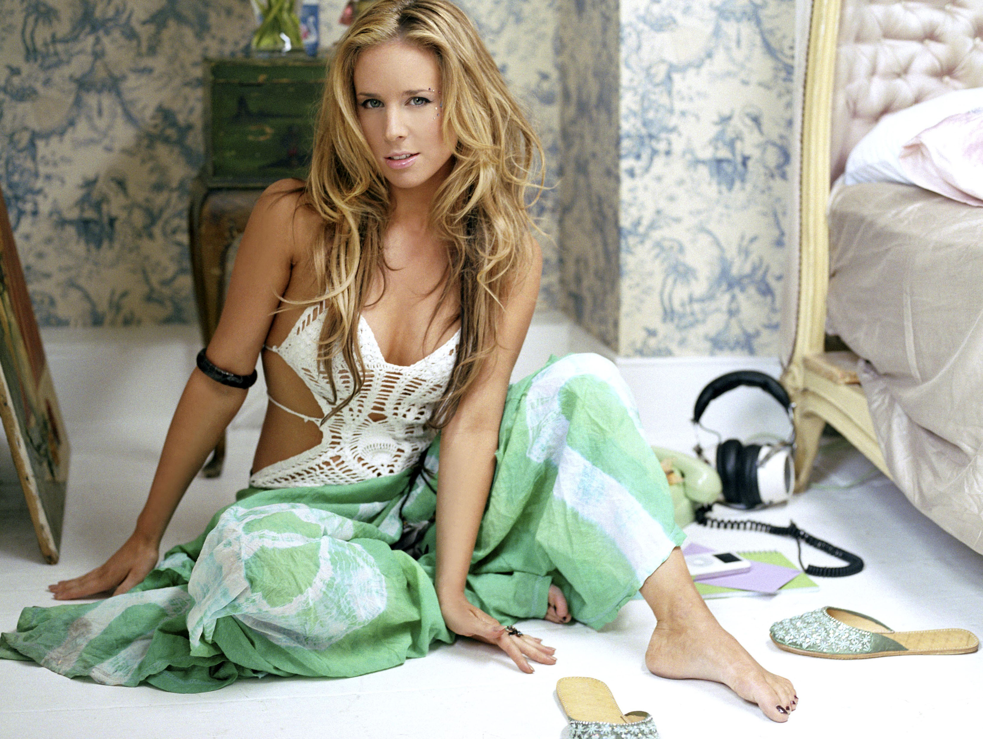 Lucie Silvas Hd Wallpaper