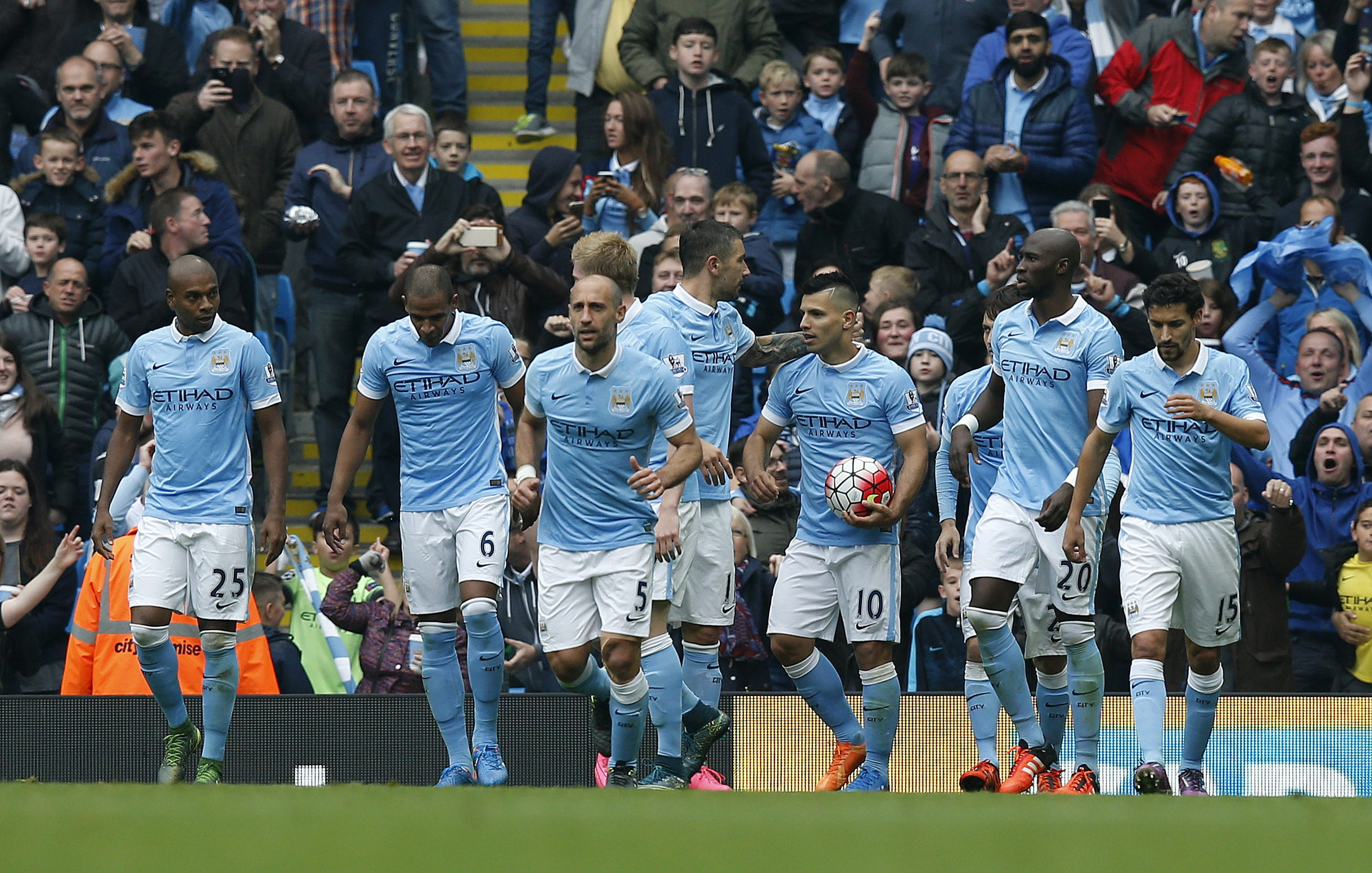 Manchester City High Definition Wallpapers