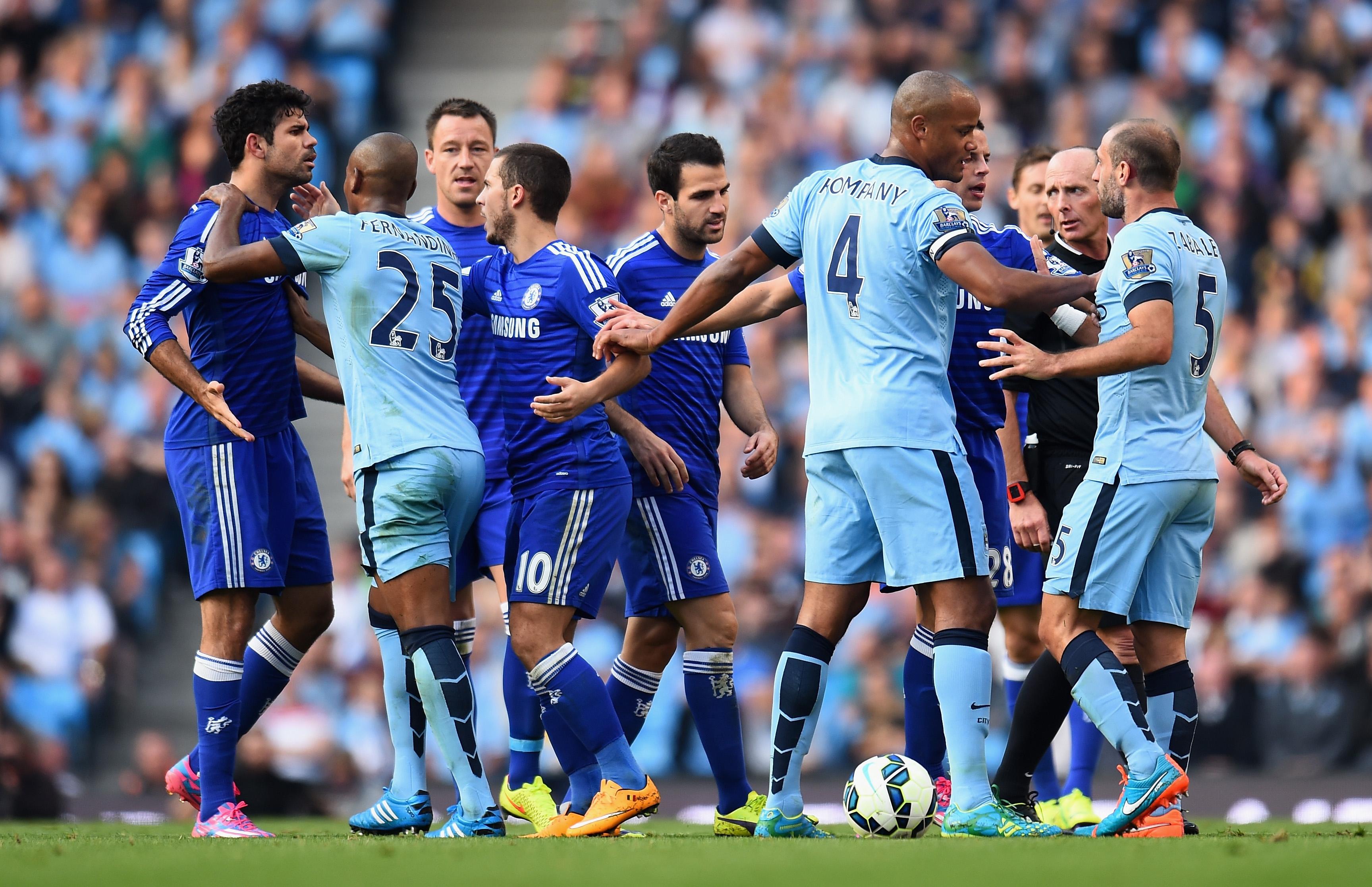 Manchester City Widescreen