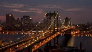 Manhattan Bridge Widescreen