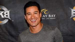 Mario Lopez For Desktop