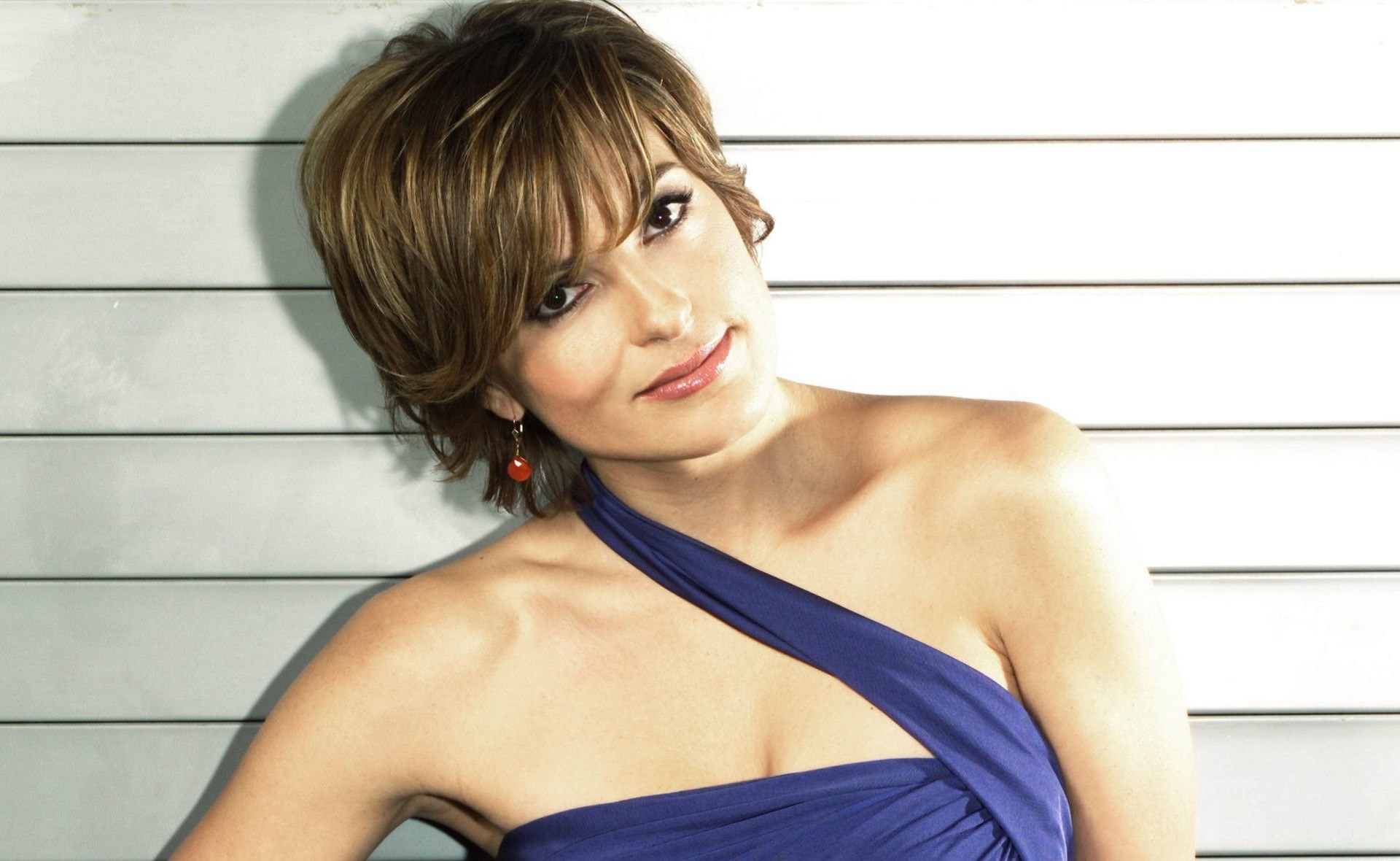 Mariska Hargitay Wallpapers Hd