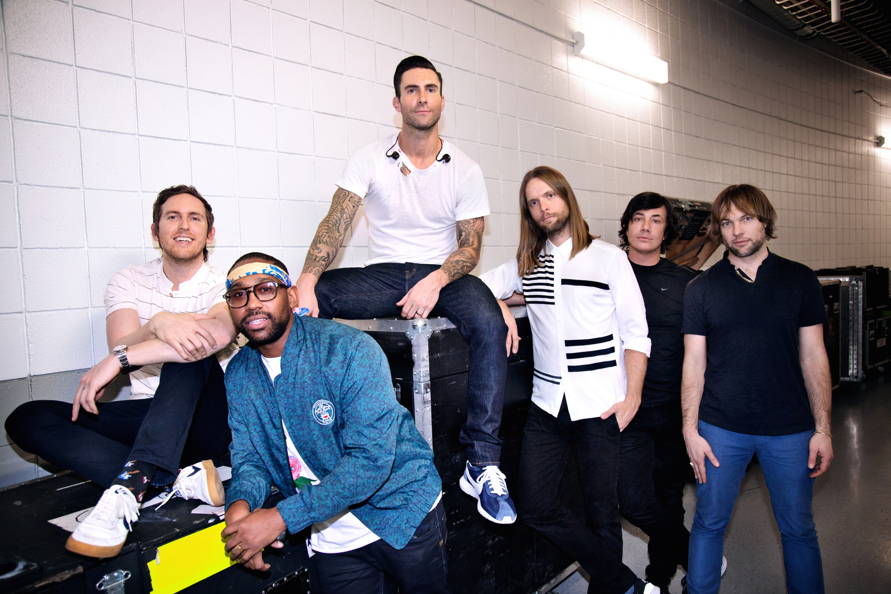 Maroon 5 Wallpapers Hq