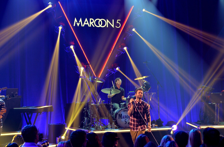 Maroon 5 For Desktop