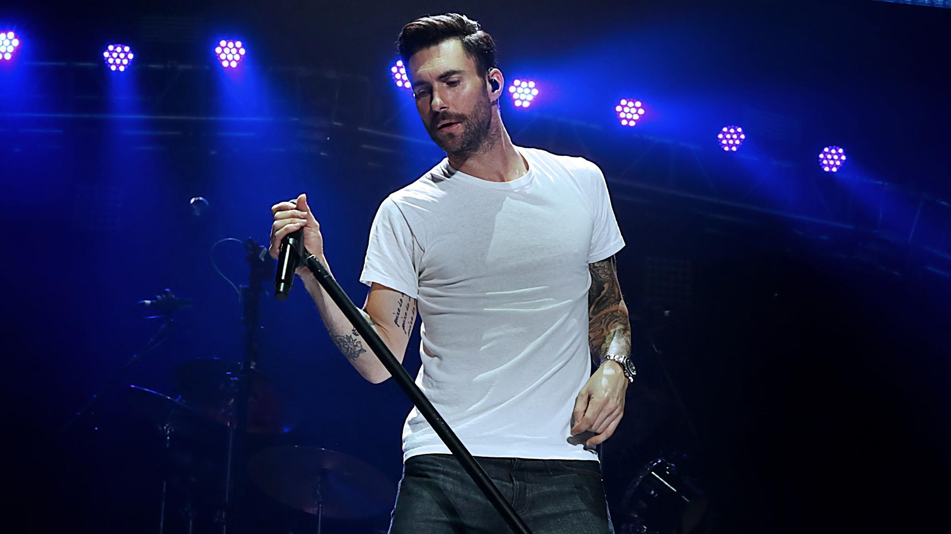 Maroon 5 Full Hd