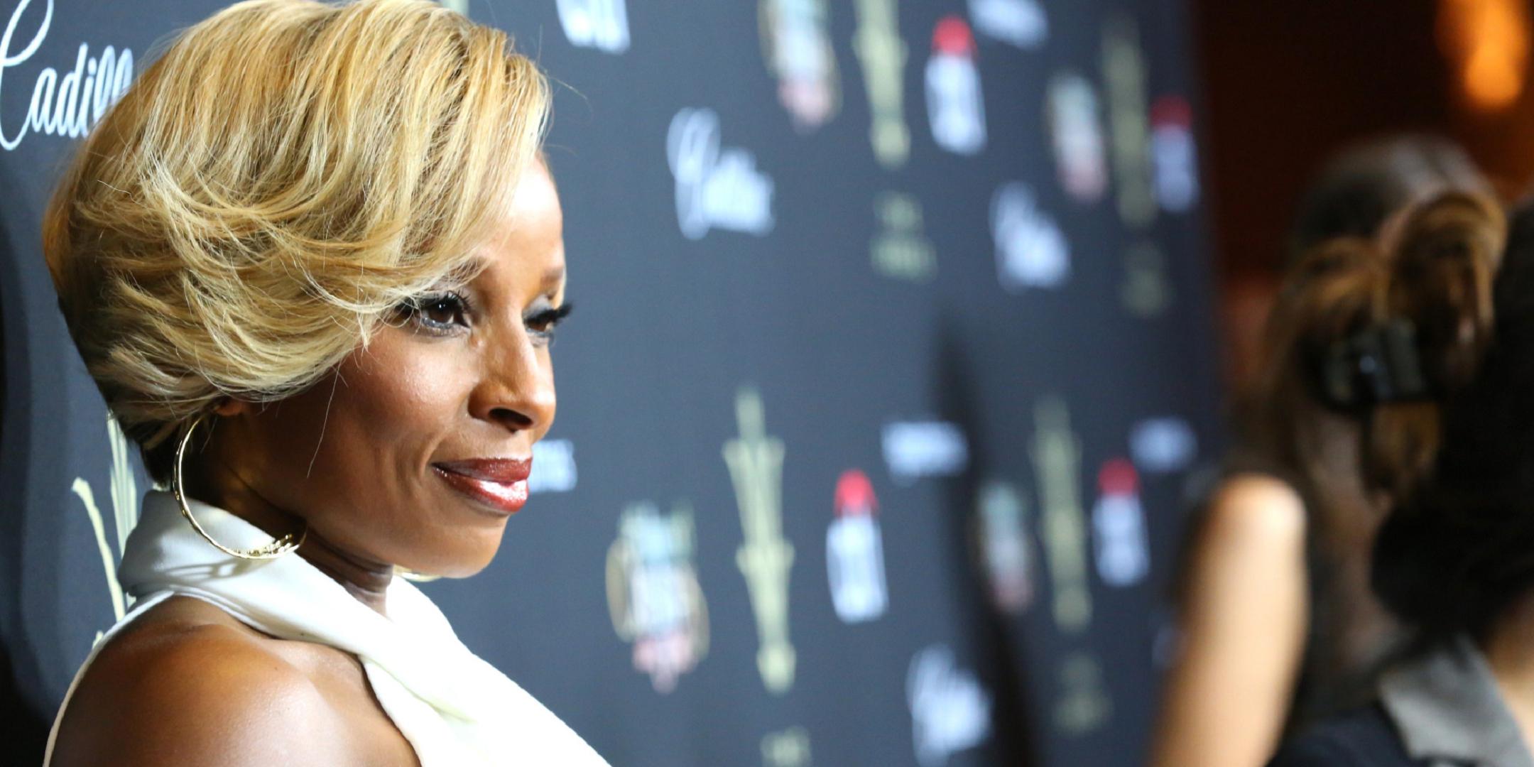 Mary J Blige 4k
