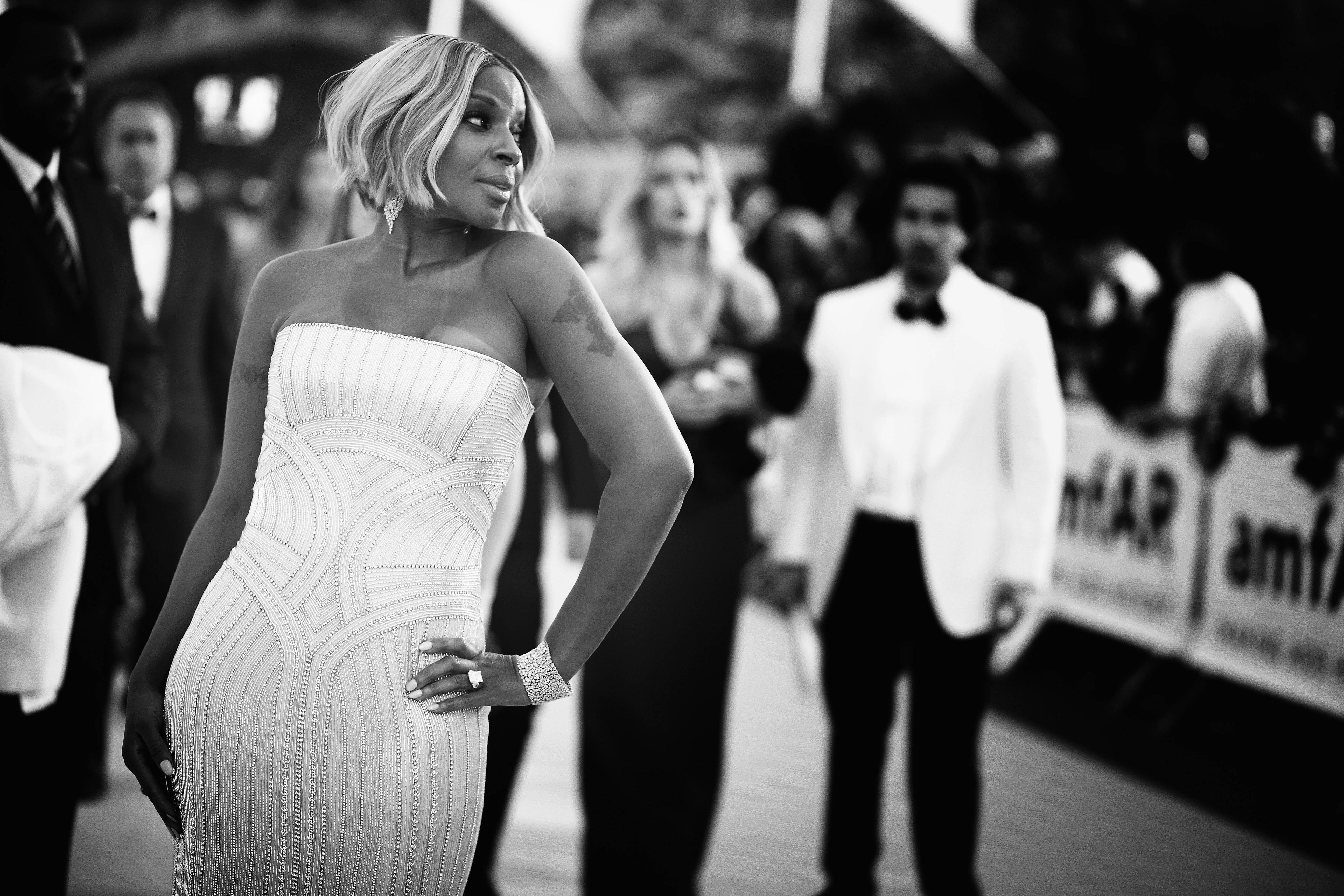 Mary J Blige High Definition Wallpapers