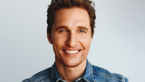Matthew Mcconaughey Background