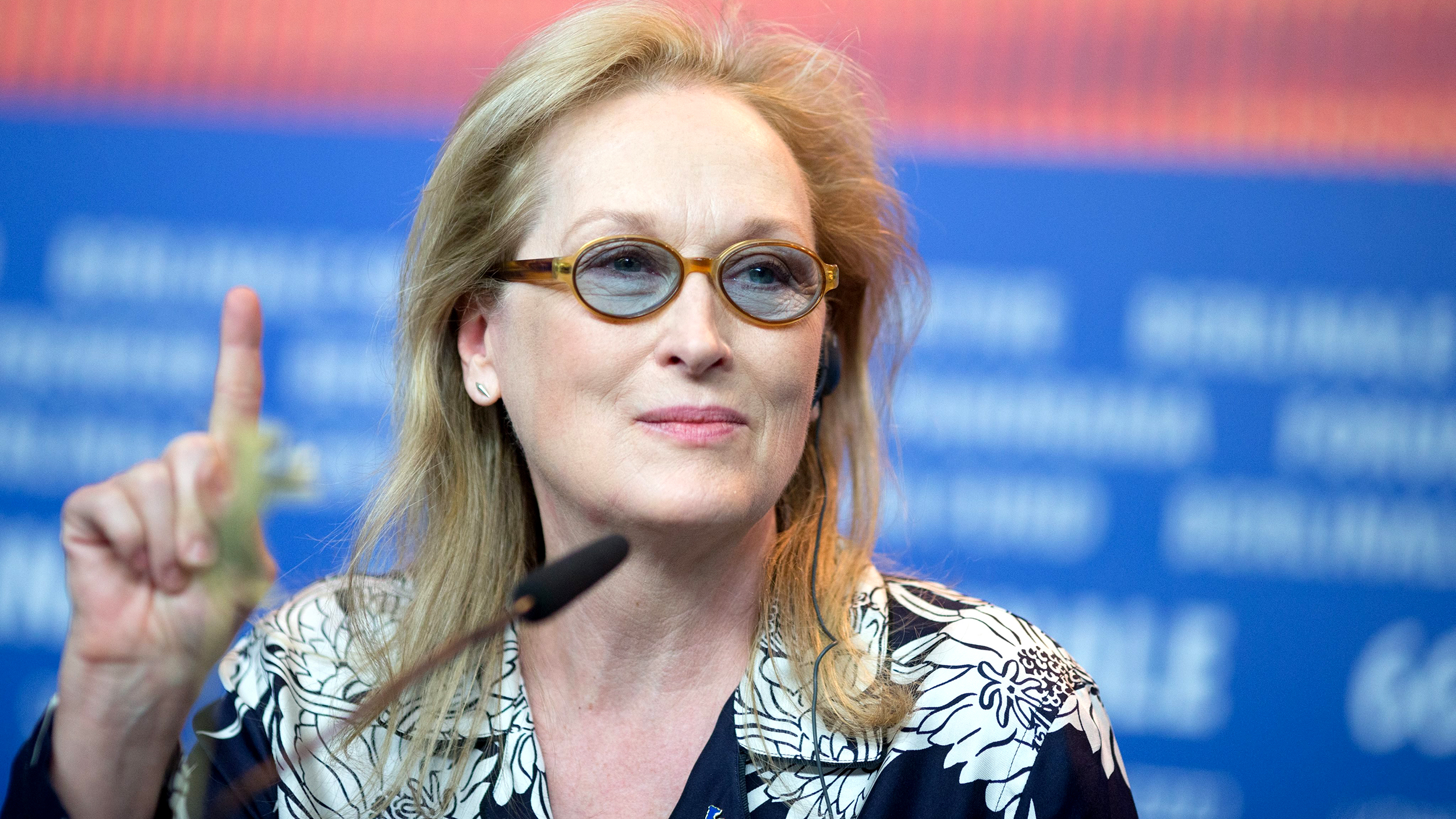 Meryl Streep Background