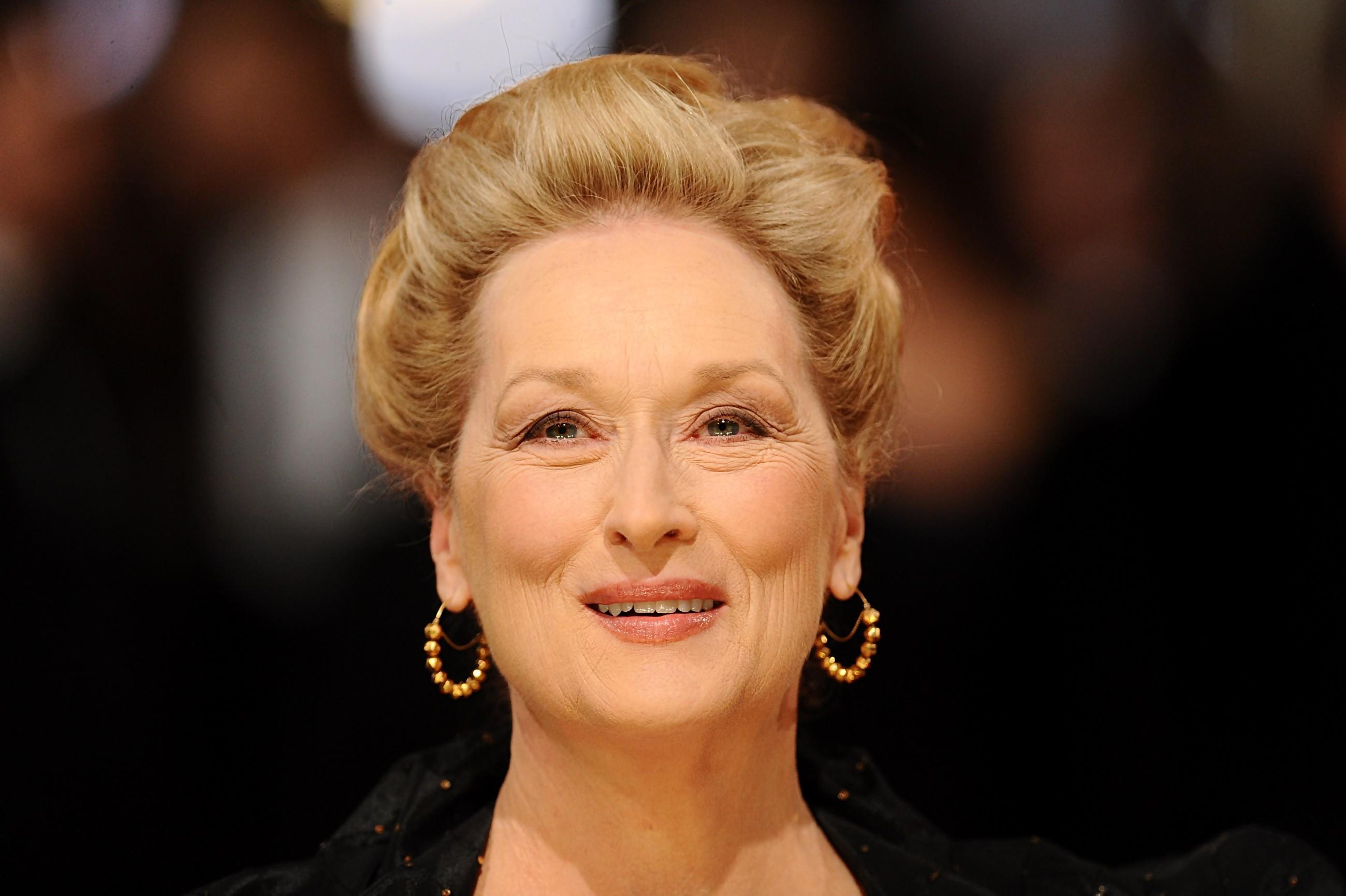 Meryl Streep Desktop
