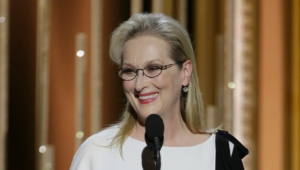 Meryl Streep High Definition