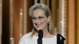 Meryl Streep High Definition