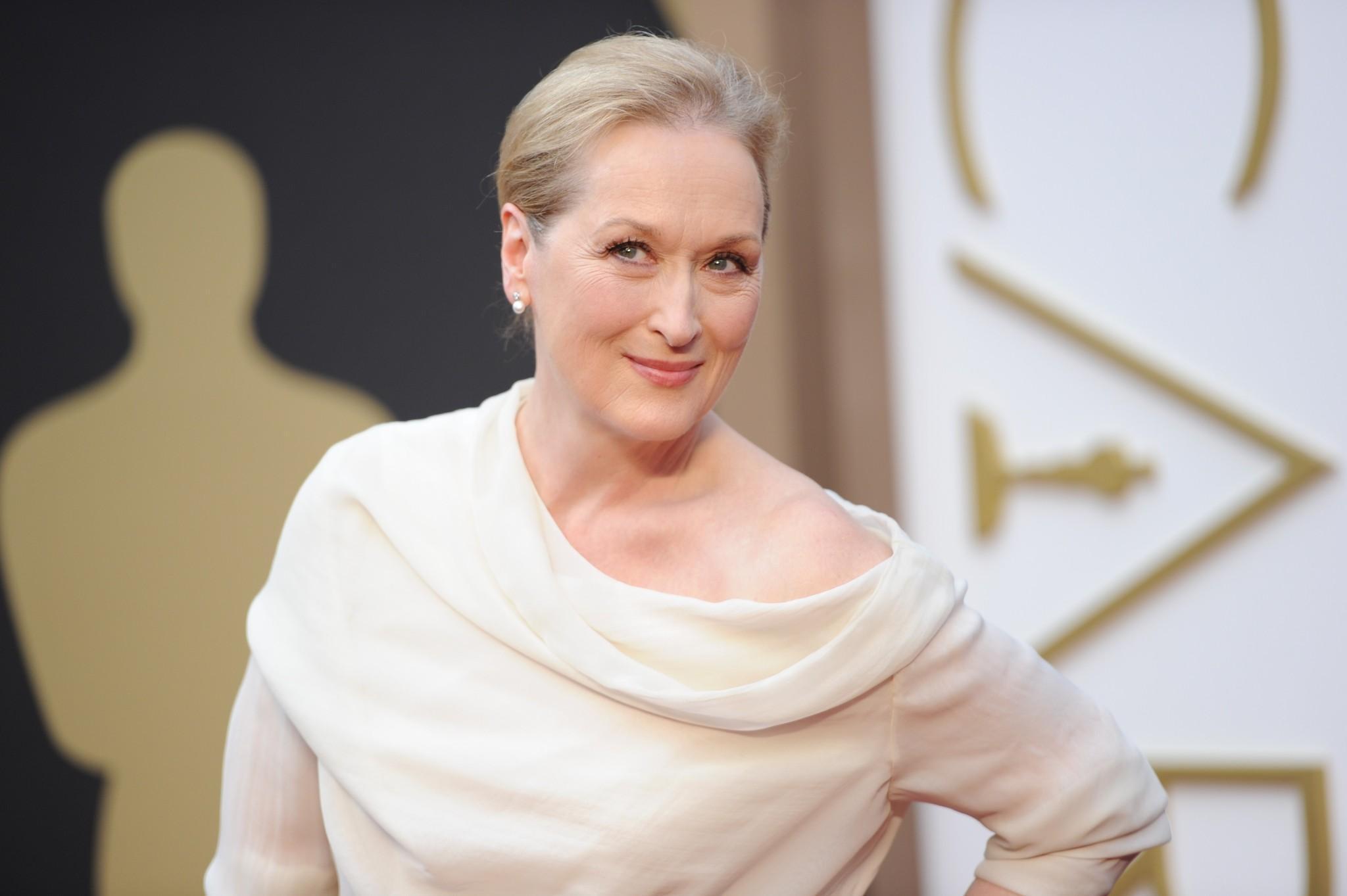 Meryl Streep High Quality Wallpapers