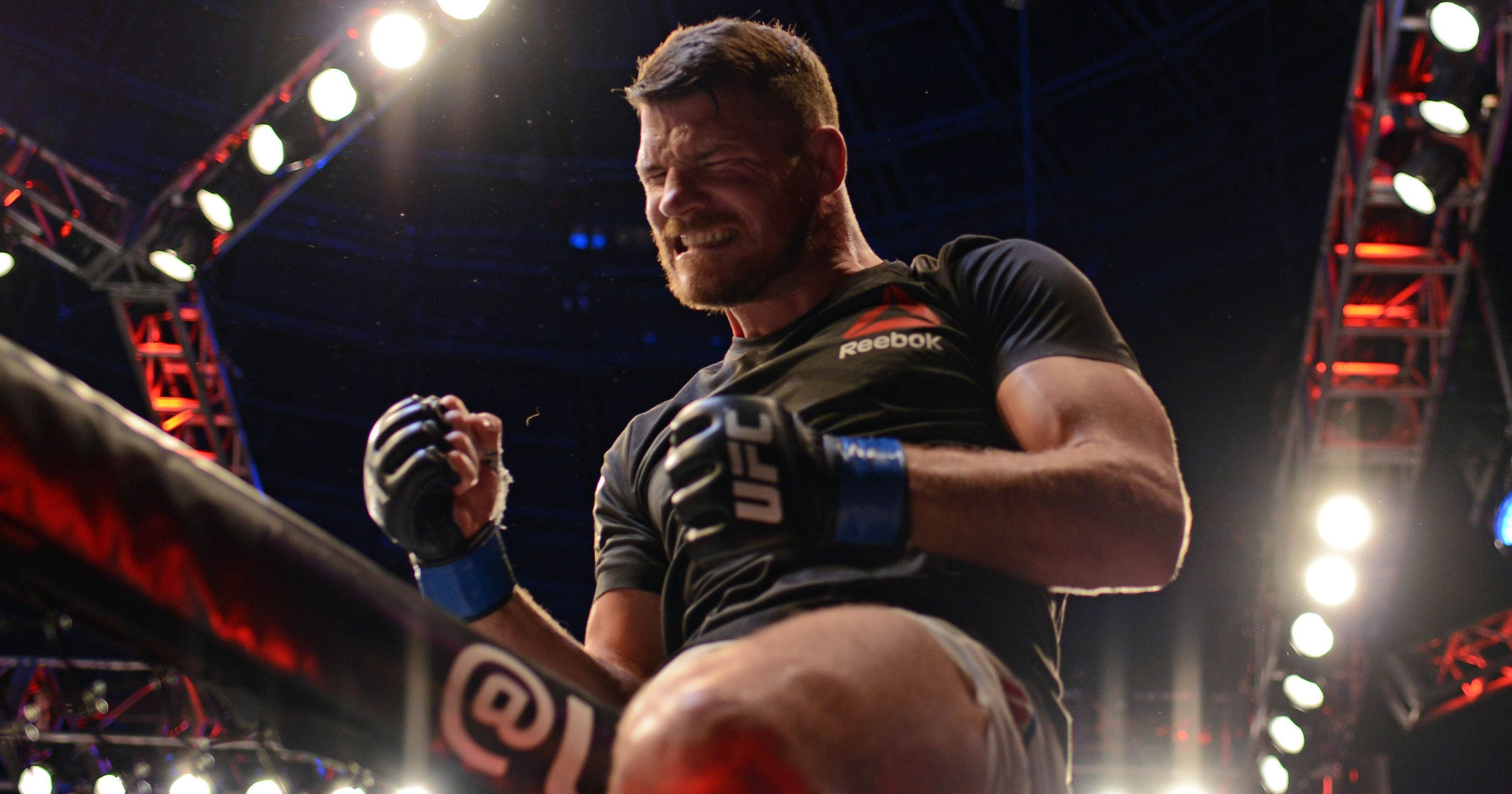 Michael Bisping Background
