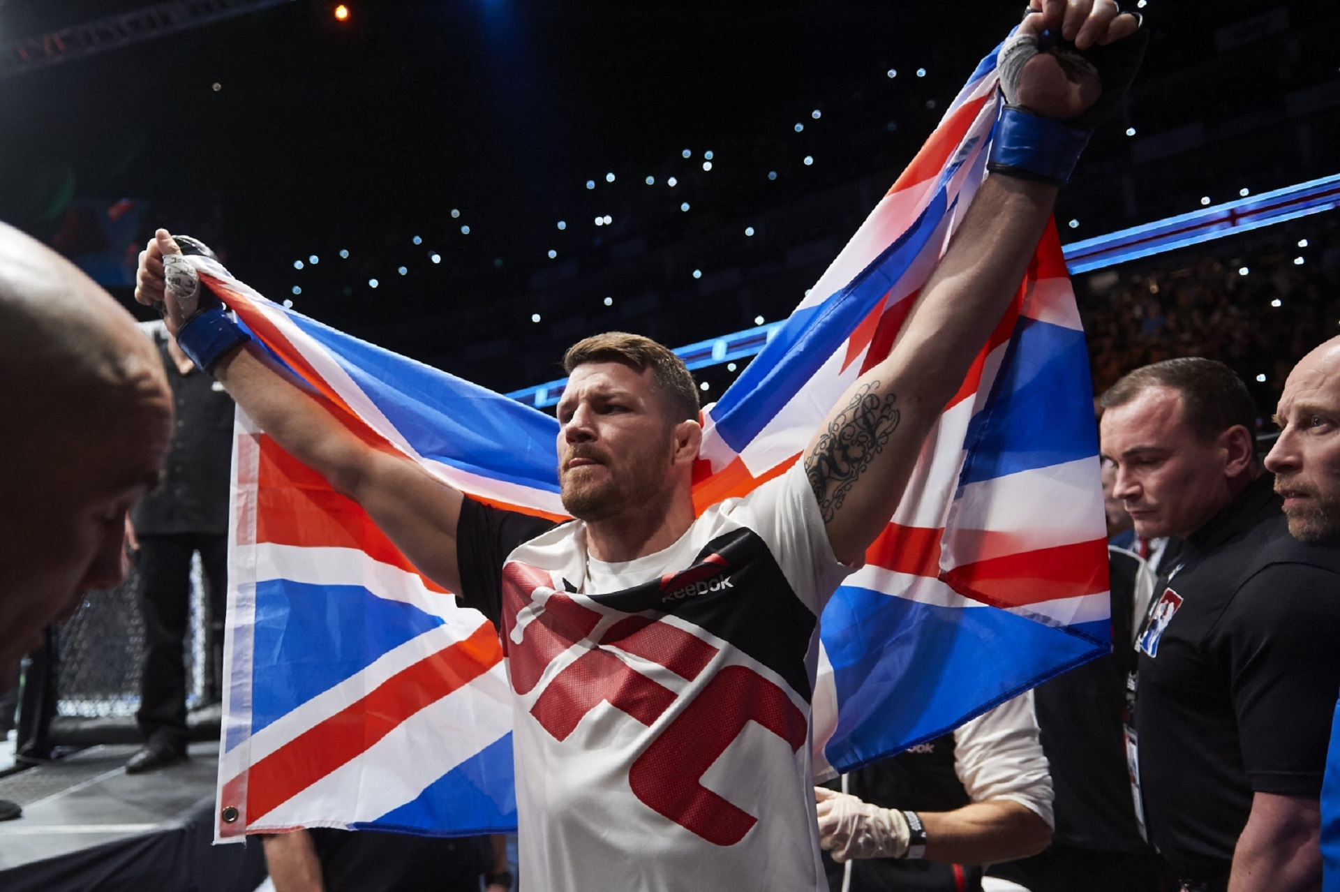 Michael Bisping Hd Background
