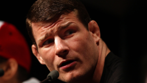 Michael Bisping For Desktop
