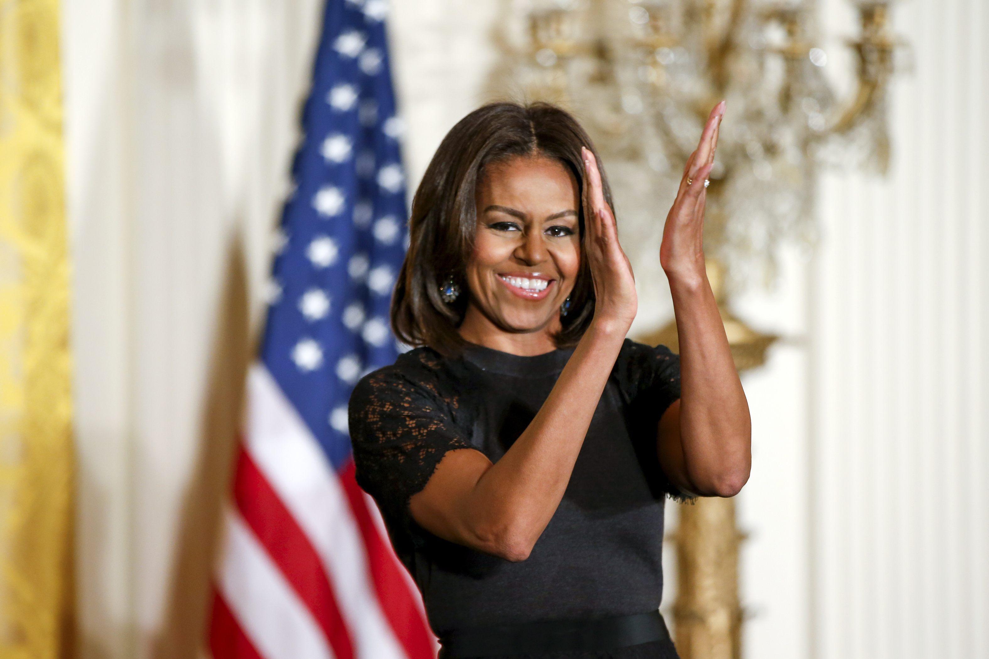 Michelle Obama Background