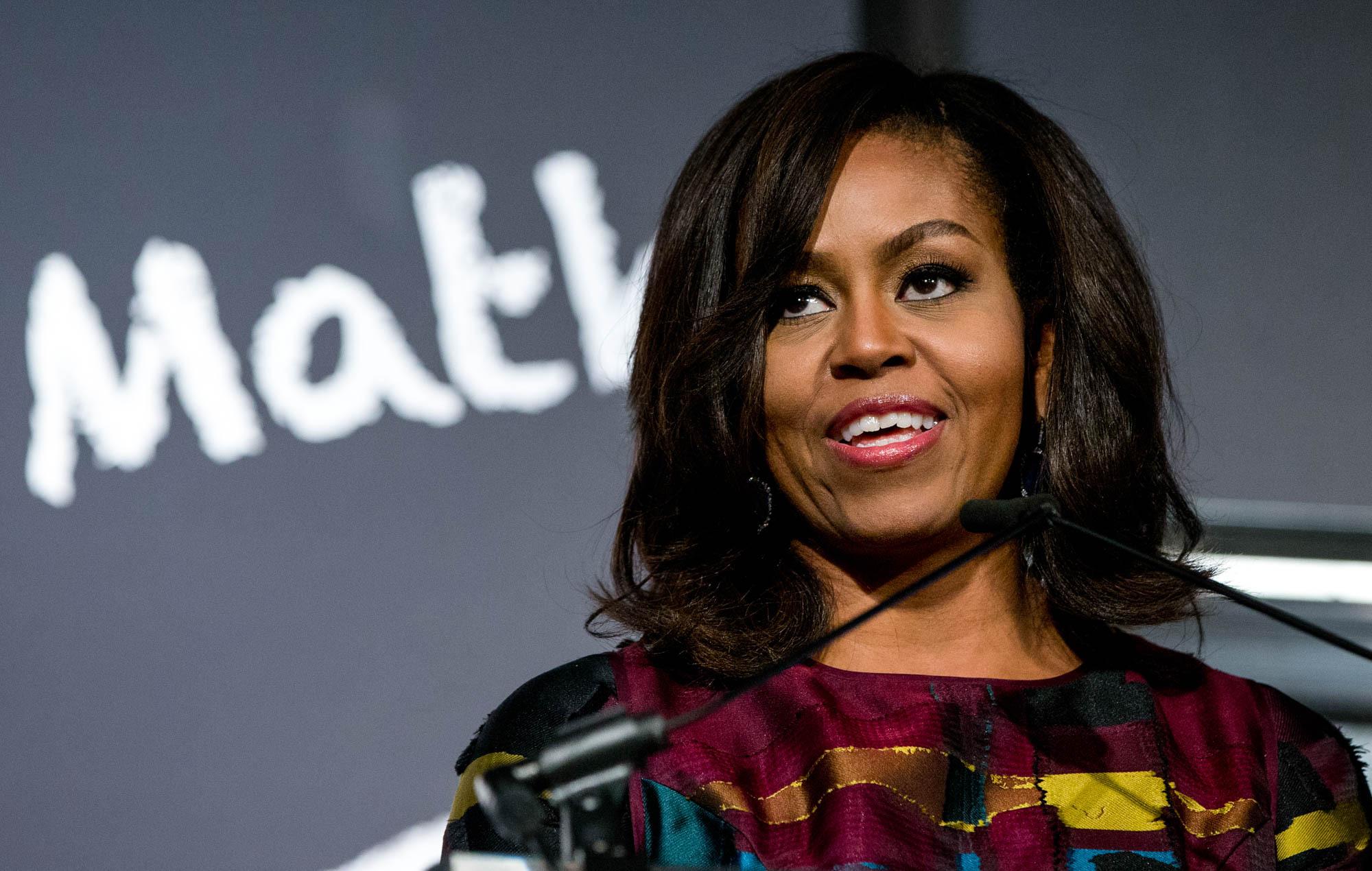Michelle Obama Hd Wallpaper