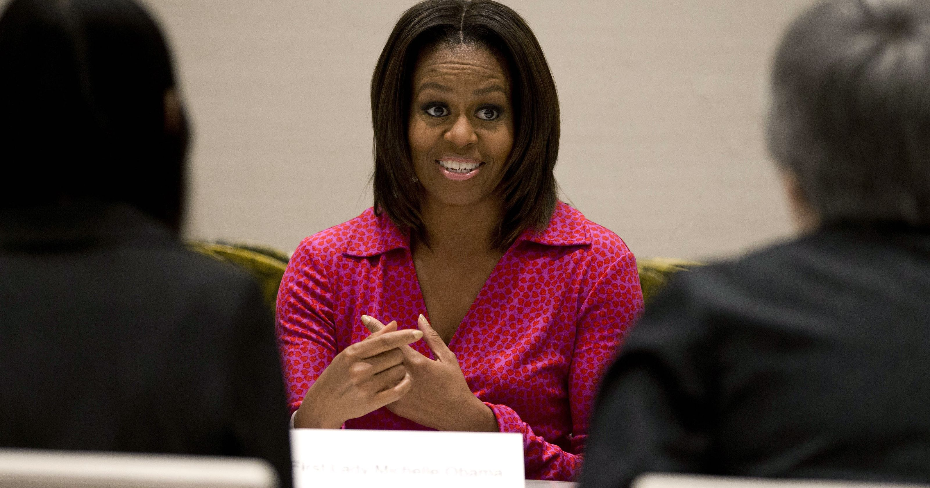 Michelle Obama Wallpapers Hd