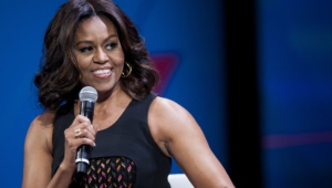 Michelle Obama Widescreen
