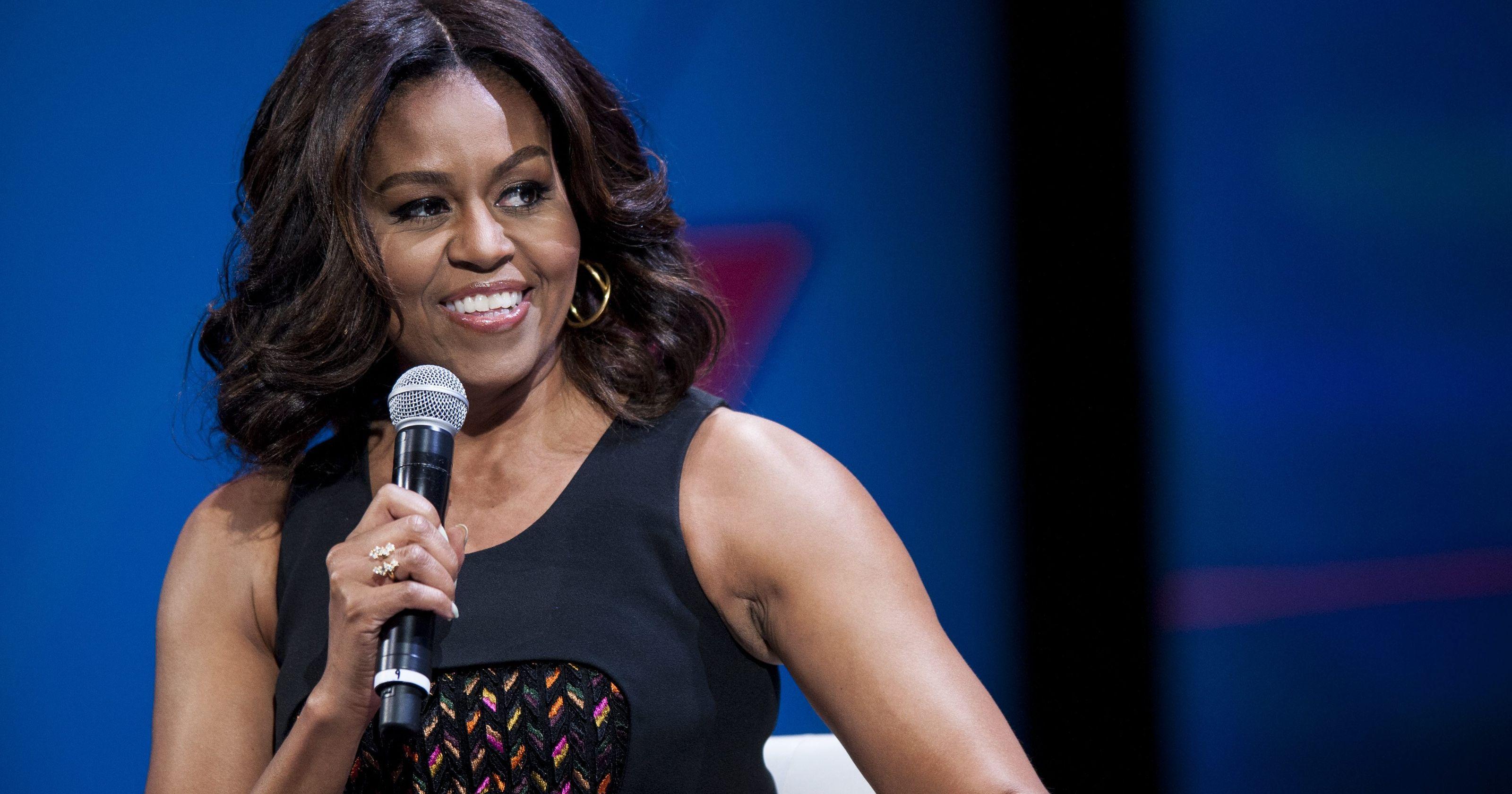 Michelle Obama Widescreen