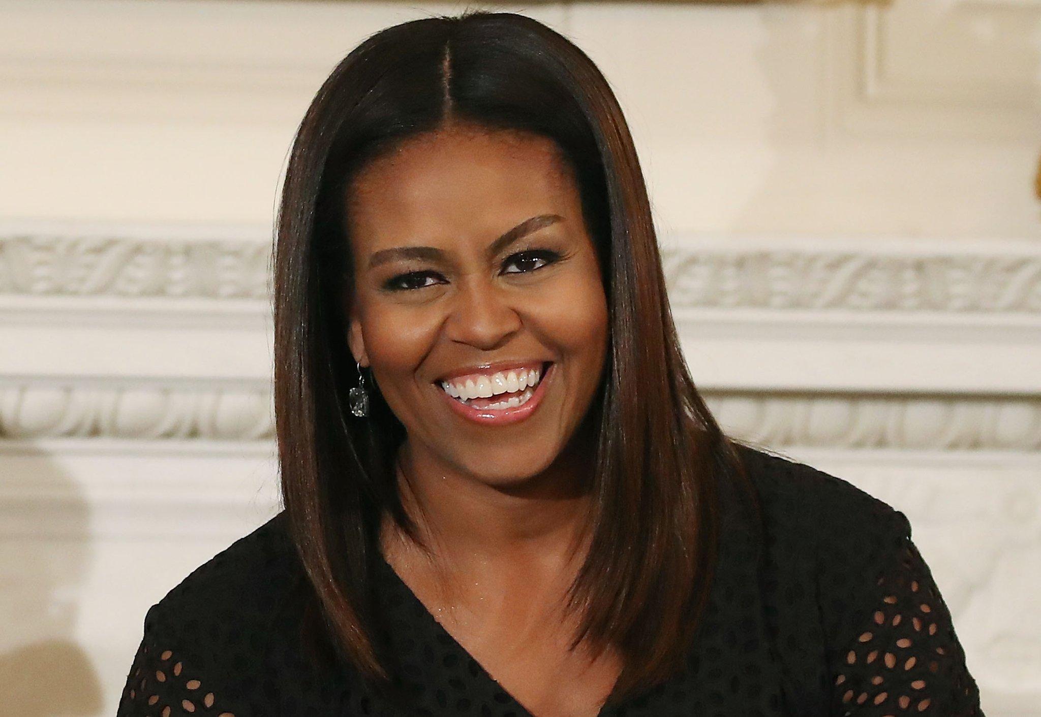 Michelle Obama For Desktop