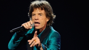 Mick Jagger Widescreen