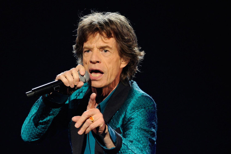 Mick Jagger Widescreen