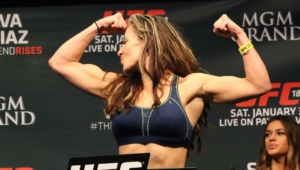 Miesha Tate Hd Background