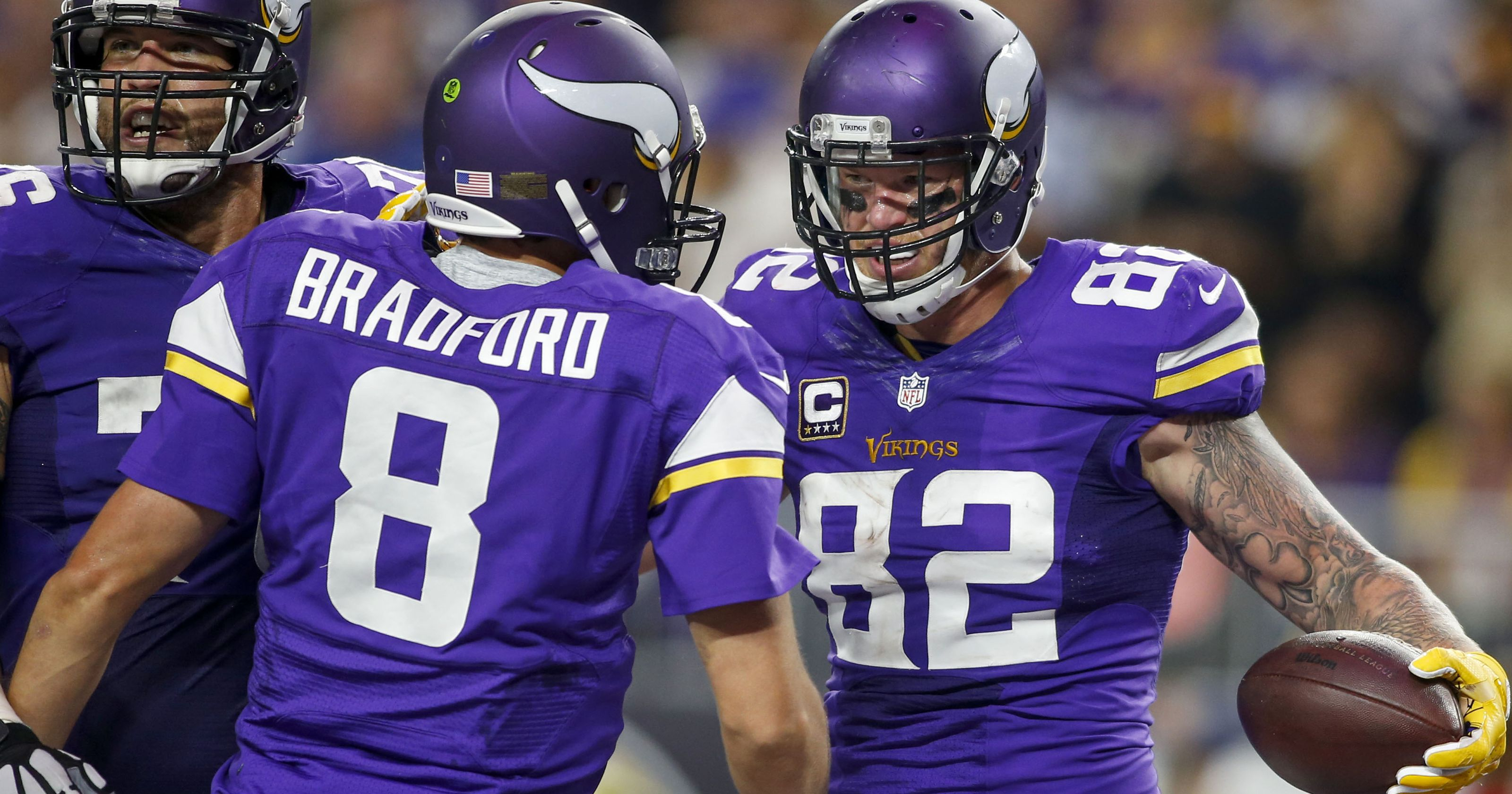 Minnesota Vikings Photos