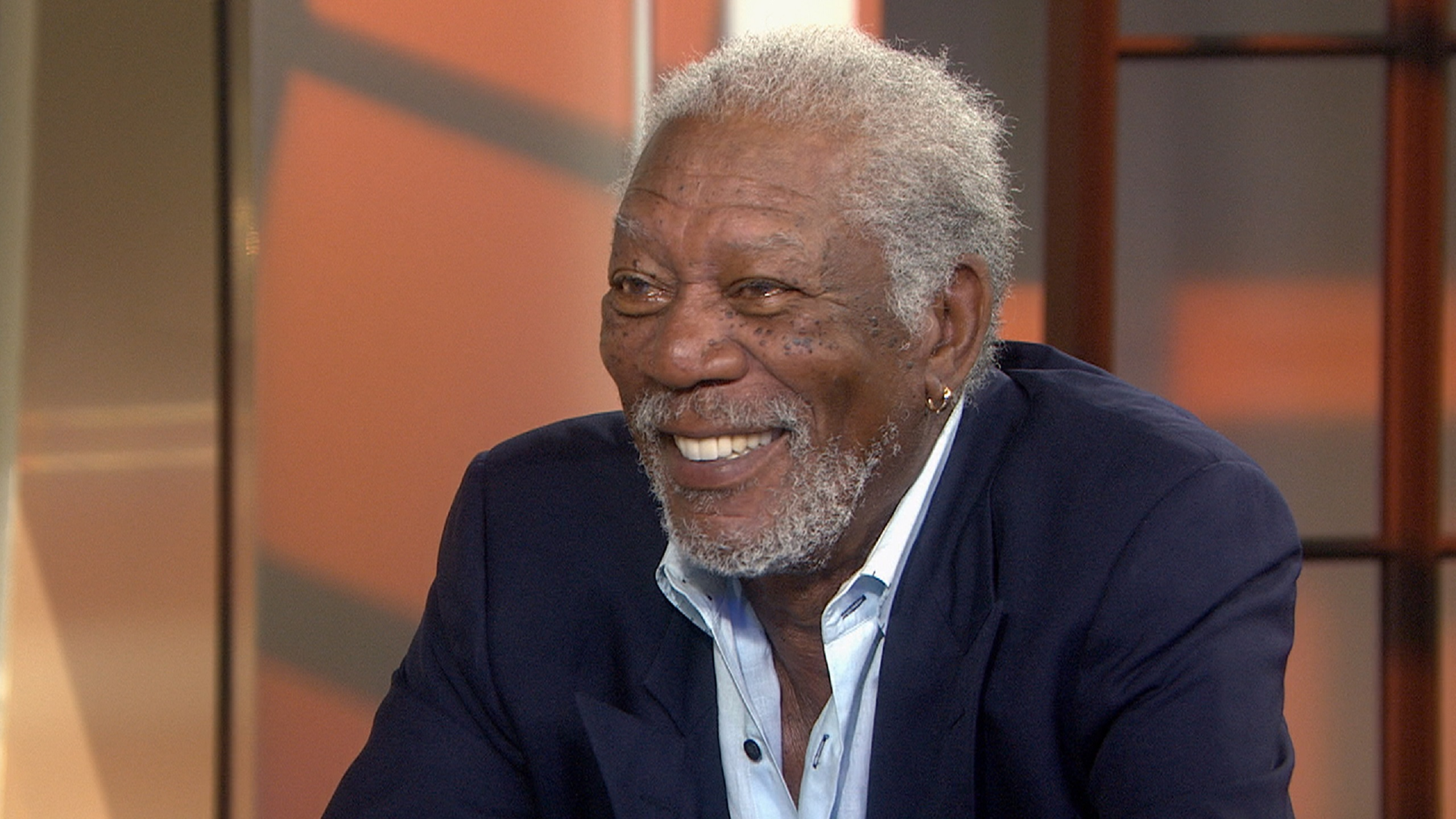 Morgan Freeman High Definition