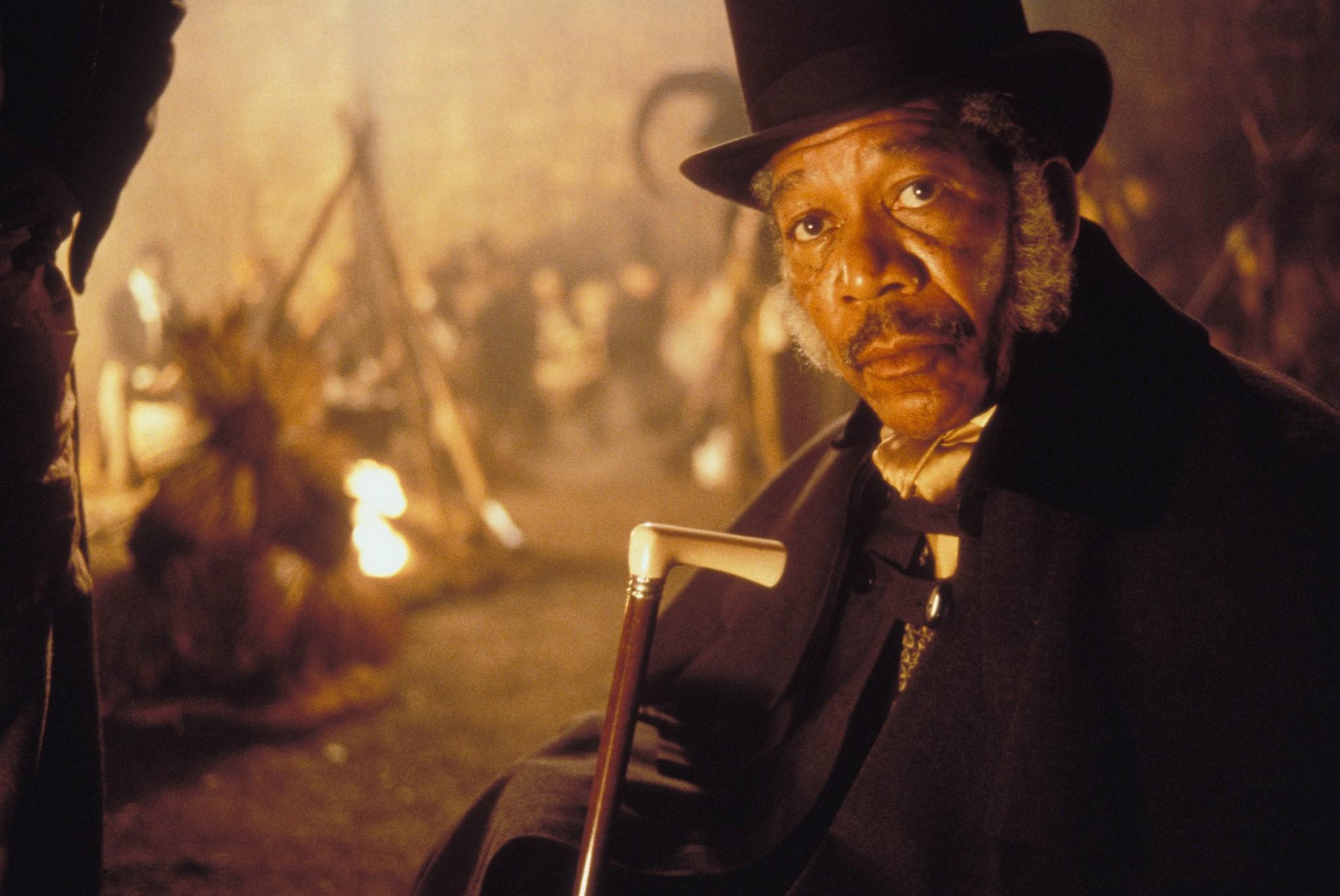Morgan Freeman Full Hd