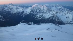 Mount Elbrus Background