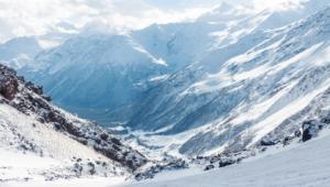 Mount Elbrus Computer Wallpaper