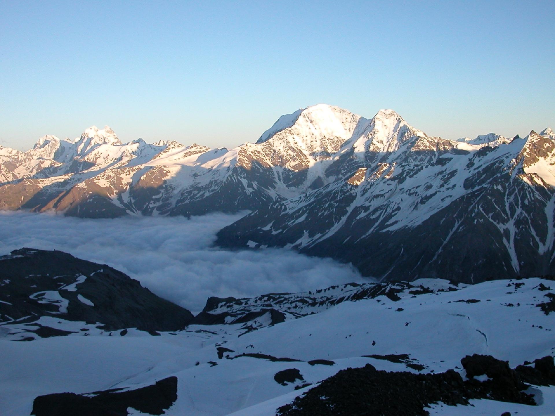 Mount Elbrus Hd Desktop