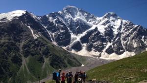 Mount Elbrus For Desktop