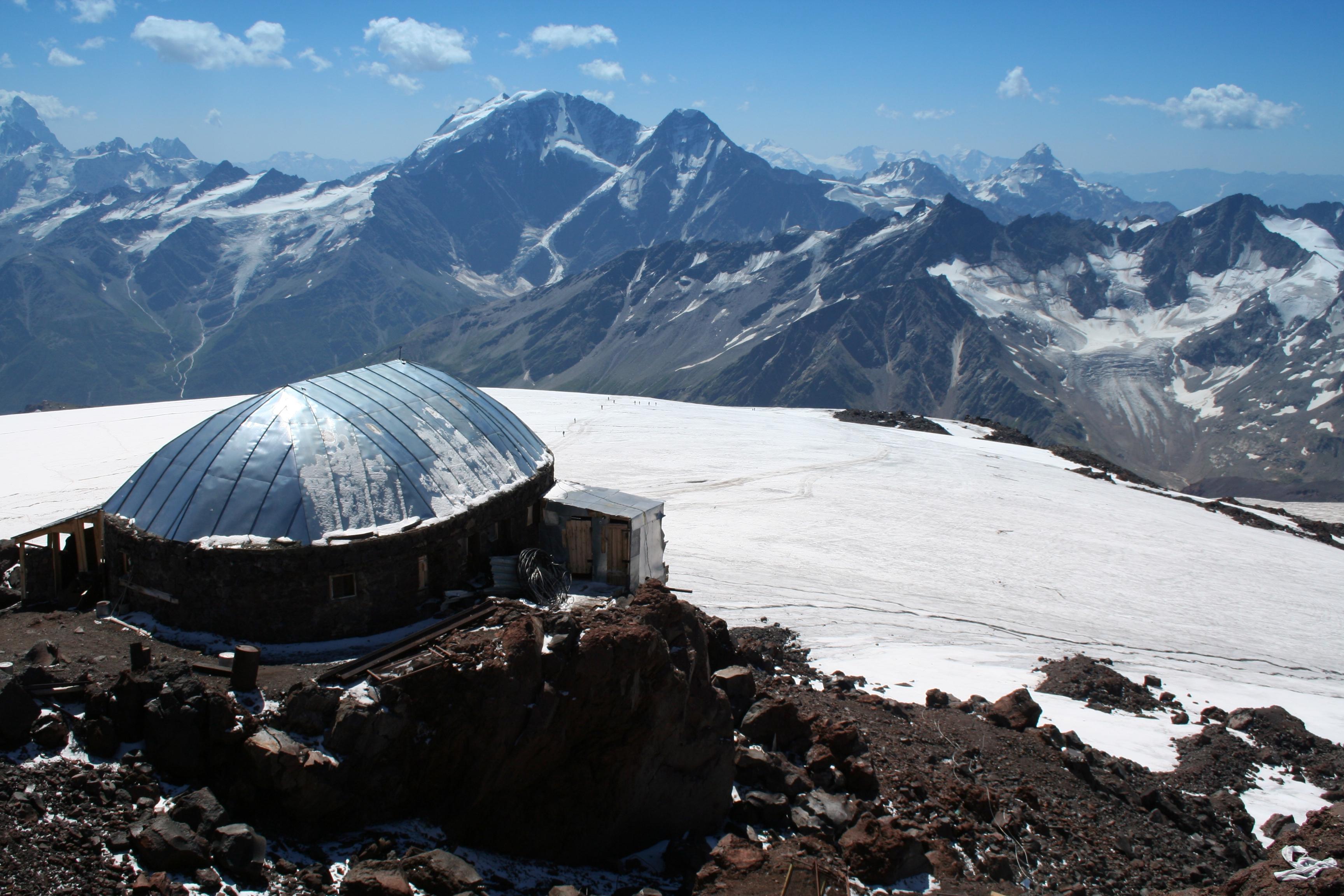 Mount Elbrus Full Hd