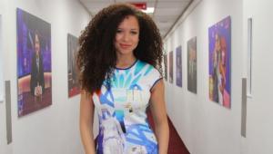 Natalie Gumede Background
